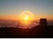 世界一の星空 マウナケア山頂