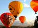 空から満喫 熱気球飛行体験