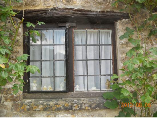 かわいい窓辺