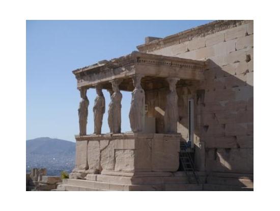 エレクテイオン神殿