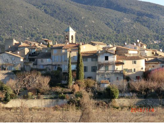 ルールマランの白い村