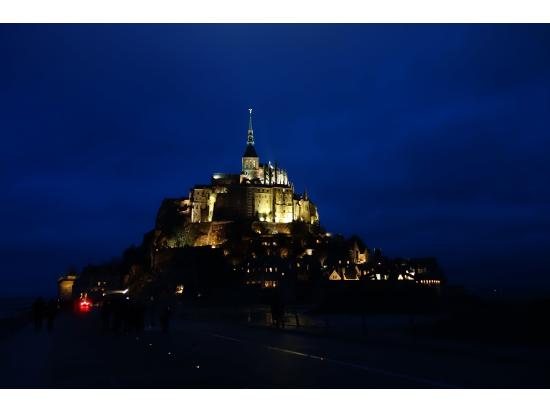 夜景がとても綺麗でした
