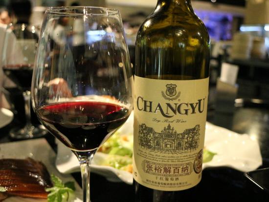 相性抜群の赤ワイン
