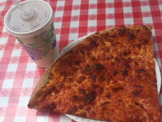ピザもジュースも好きなの選べます