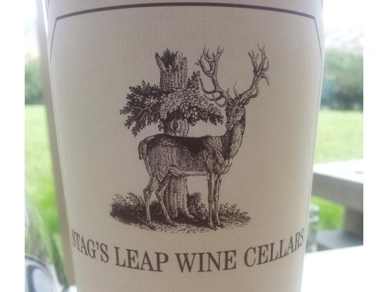 二軒目に訪問したスタグスリープワインセラーズのcask23。畑の違いの話を聞いたあとに飲むと面白いワイン!