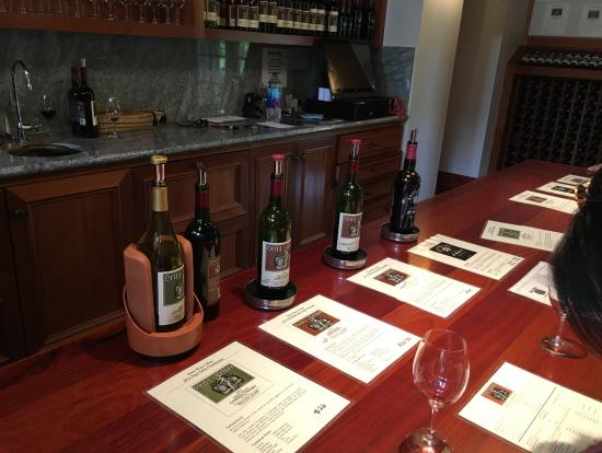 Heitz Wine Cellars 素晴らしい。