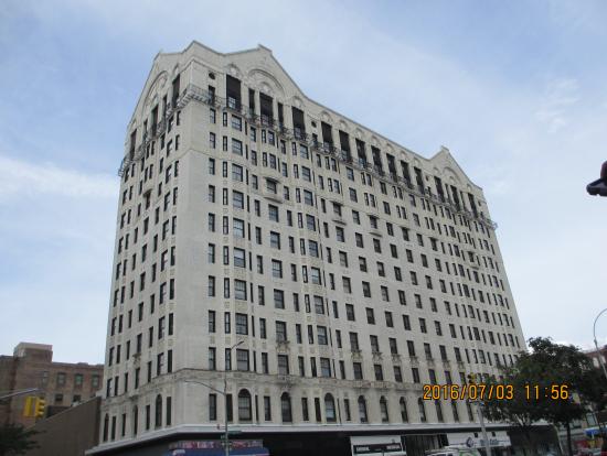 J.fケネディも泊まったホテル