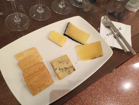 チーズもこれで1人前。