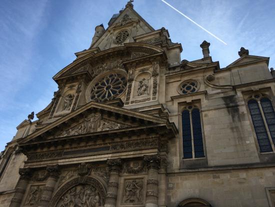 パンテオン裏の教会