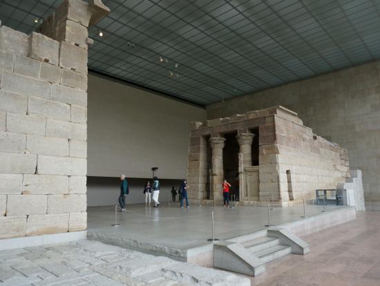 神殿等は、大英博物館が規模的に1番だな