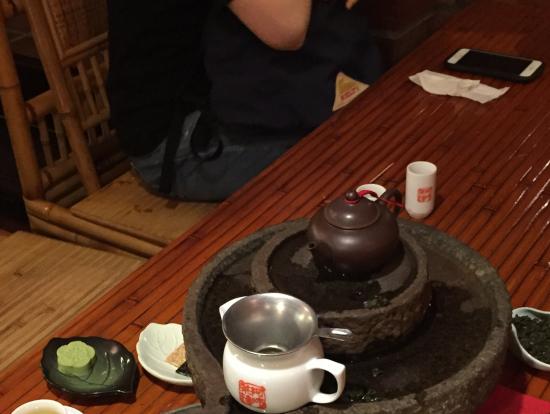 美味しい烏龍茶