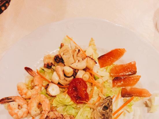 海の幸前菜