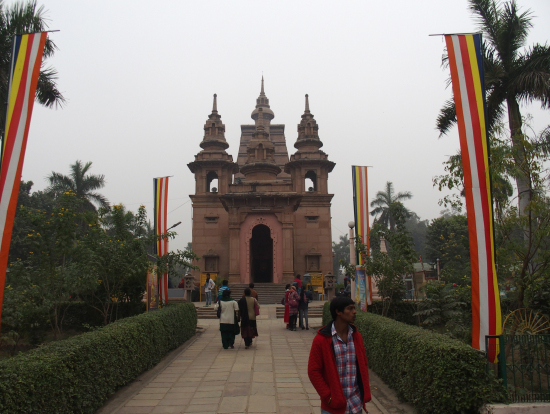 ムールガンダ・クティー寺院