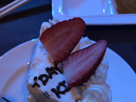 オプションのケーキ
