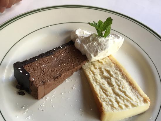 甘いけどかなり美味しいケーキ