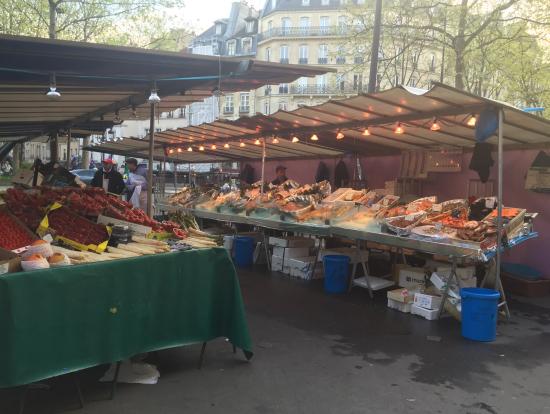 ヨーロッパのあちこちのお野菜があるそうです