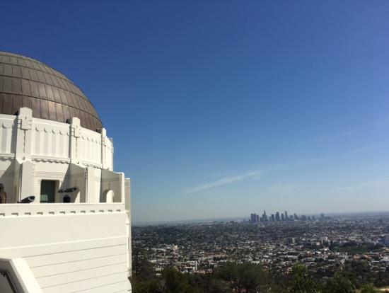 ラ・ラ・ランドにも出てきたグリフィス天文台