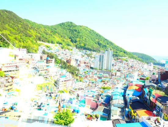 韓国人の観光客もたくさんいました、