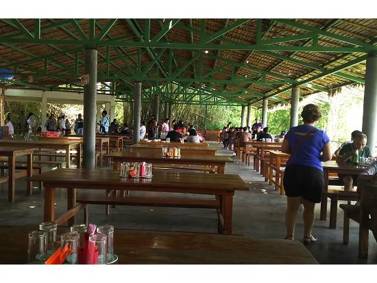 Krasae Cave Restaurant