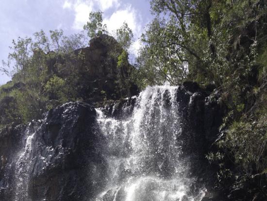 雄大な滝!!!