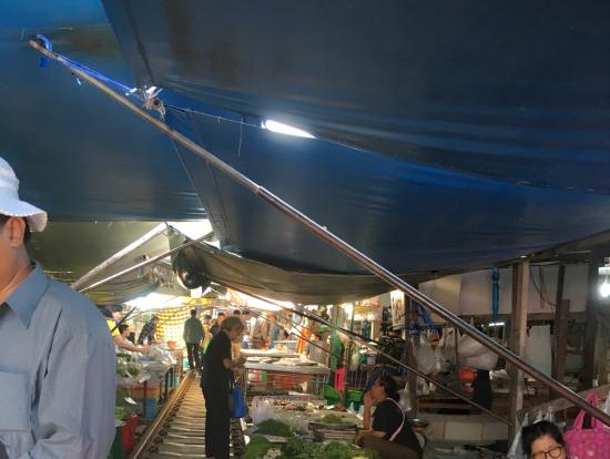 メークロン市場
