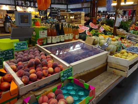 コルマールのスーパー