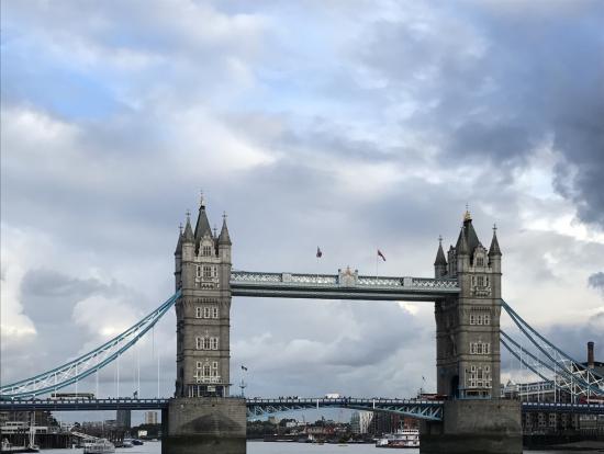 ロンドンブリッジもいけます