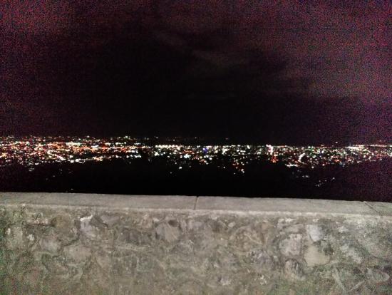 綺麗な夜景でした