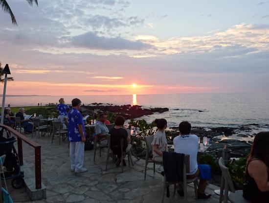 夕日の絶景