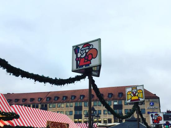 ニュルンベルクのクリスマスマーケット