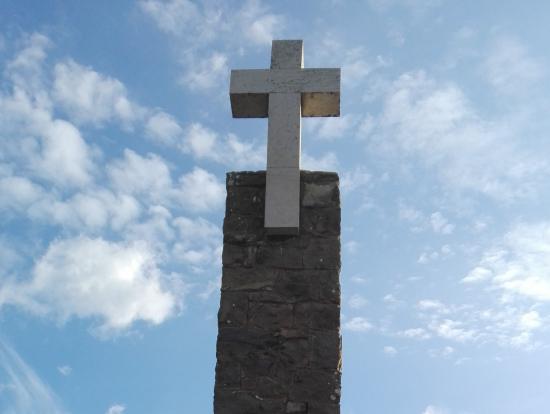 ロカ岬 最西端の碑