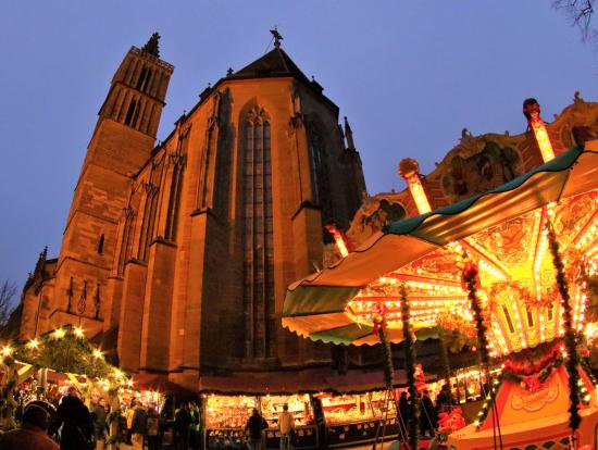 ローテンブルクのマーケット