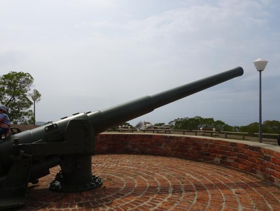 大砲すごかったです