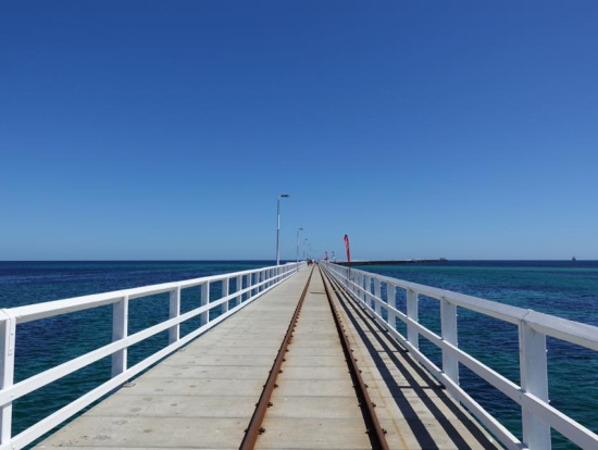 バッセルトン桟橋