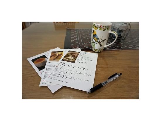 先生のレシピは写真付きで、日本語表記で解りやすいです♪
