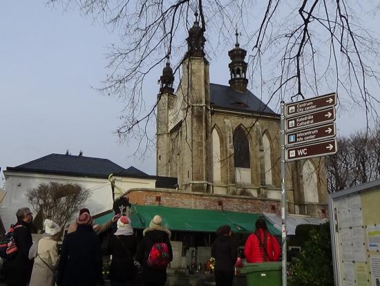 墓地教会(納骨礼拝堂)