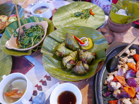 おいしいフィリピン料理