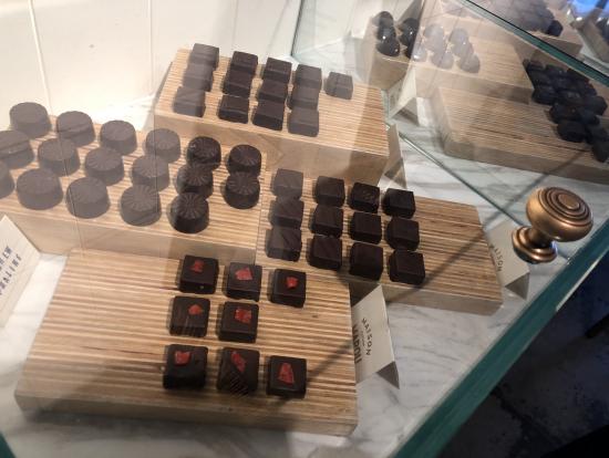 マロウのチョコレート