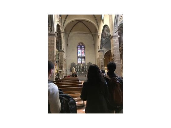 サンタマリア マッジョーレ教会
