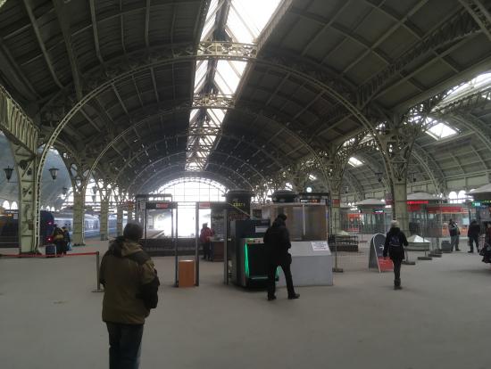 ヴィテフスク駅