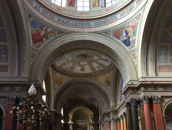 Egerの大聖堂