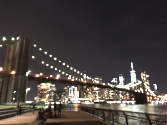 ブルックリン橋公園