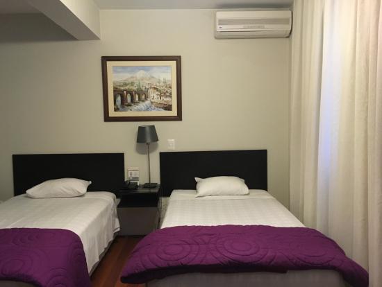 リマのホテル