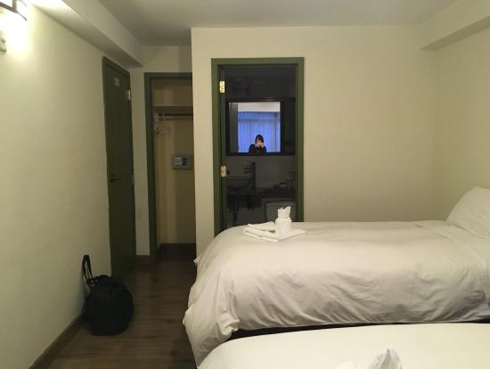 マチュピチュのホテル