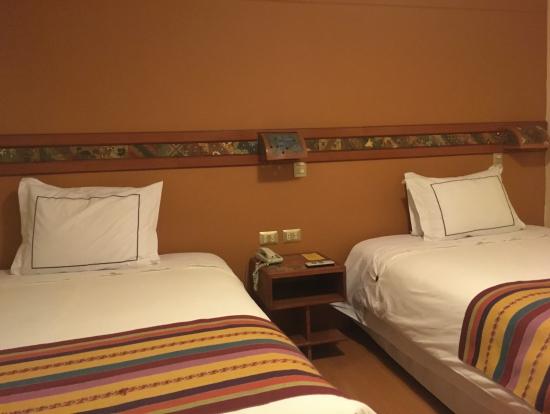 クスコのホテル