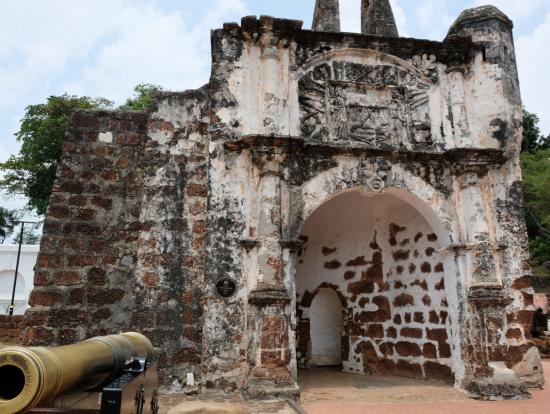 大砲と要塞