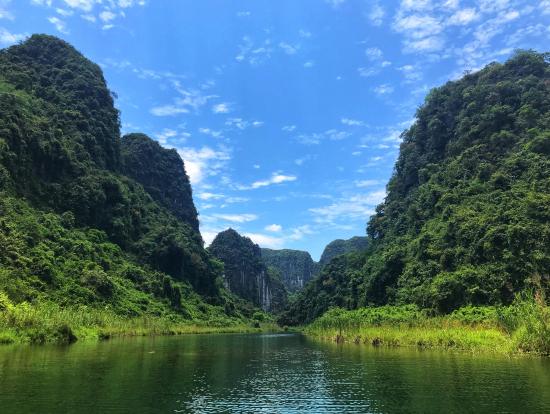チャンアンの景色