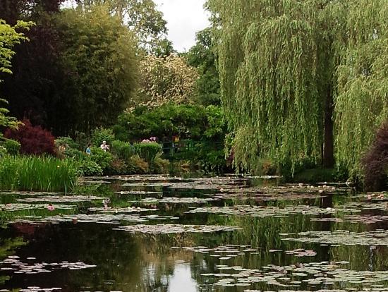 ジヴェルニー水の庭