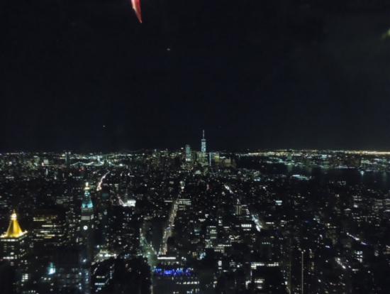 素晴らしい夜景でした!