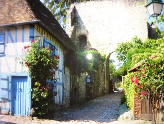 〝美しい村*ジェルブロワ〟